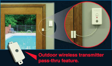 Poolguard Alarms - pool alarm, door alarm, gate alarm, pool safety ...